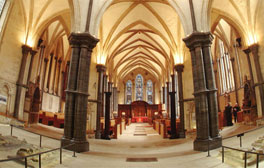 Join the Knights Templar in the original Temple Church