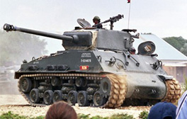 Visit the world's best collection of tanks