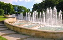The Alnwick Garden - Northumberland (c)VisitBritain, Pawel Libera 264x168