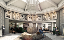 L'hôtel Belfry