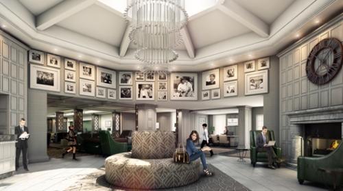 The Belfry Hotel