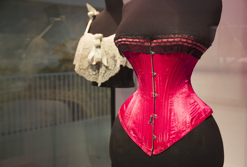 A Brief History of Underwear at the V&A
