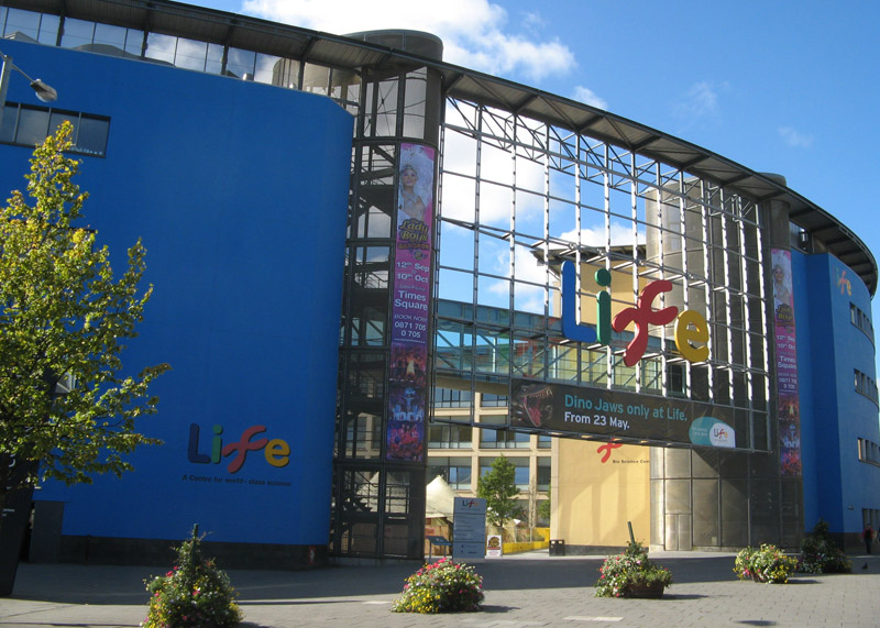 Life Science Centre Newcastle