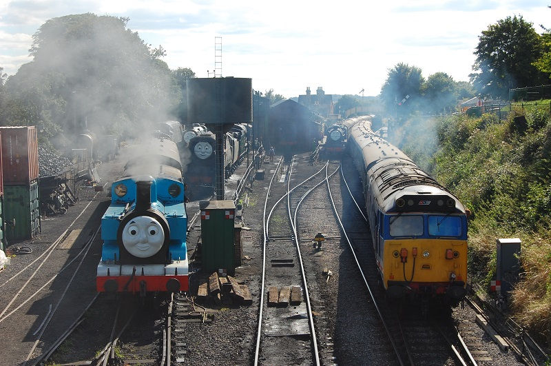 Thomas the Tank Engine and Friends, Watercress Line