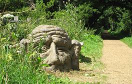 Trip-trap along the troll's trail