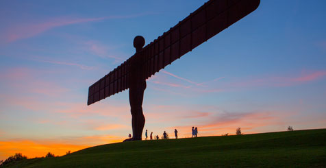 Angel of the North, Tyne and Wear