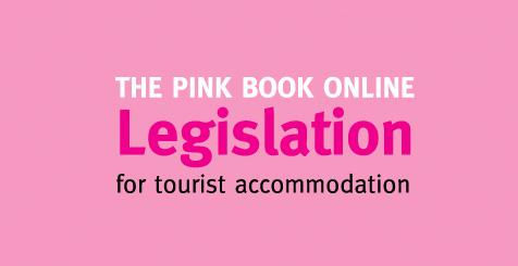 The Pink Book Online Logo