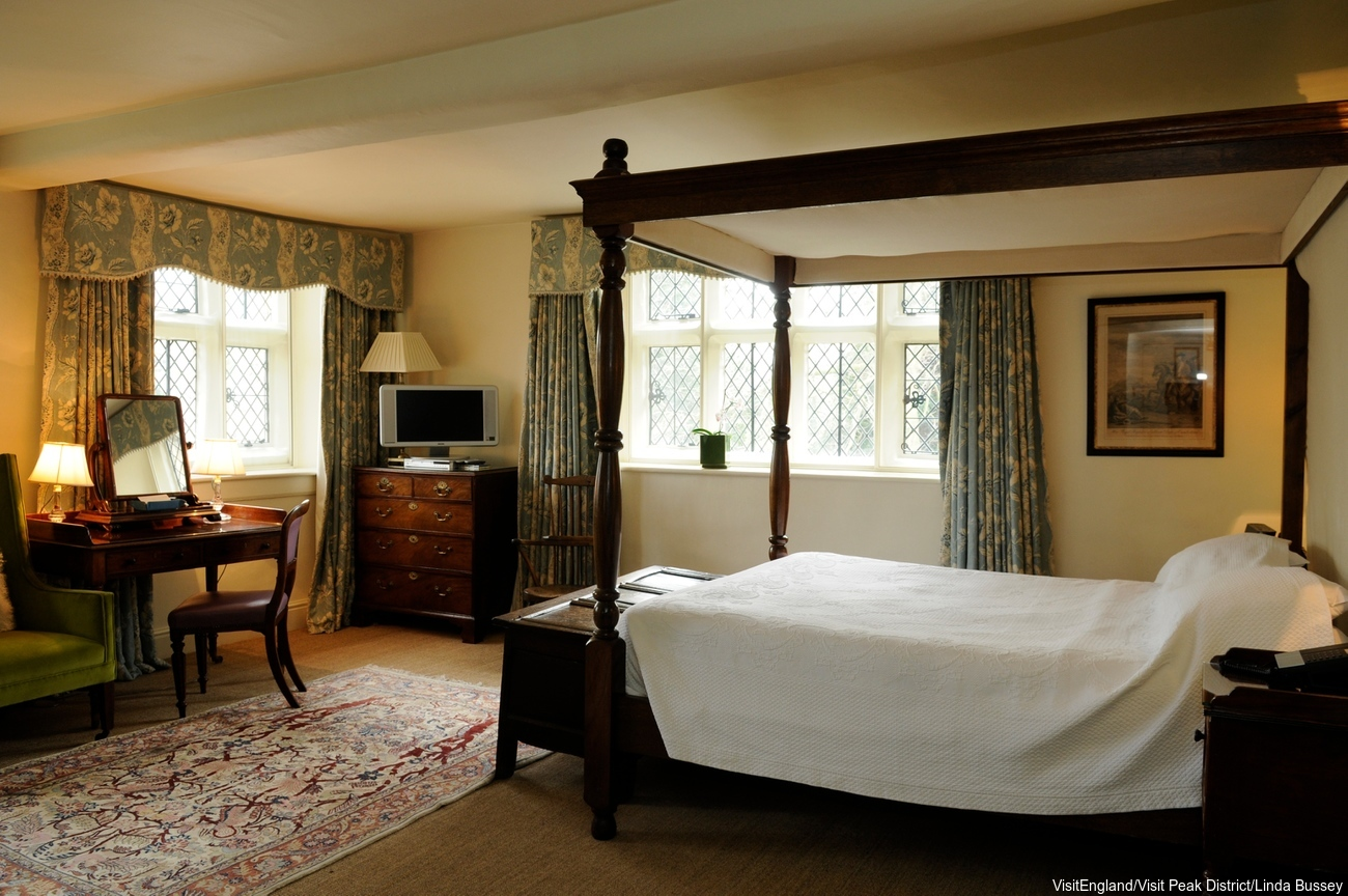 Places to stay in England