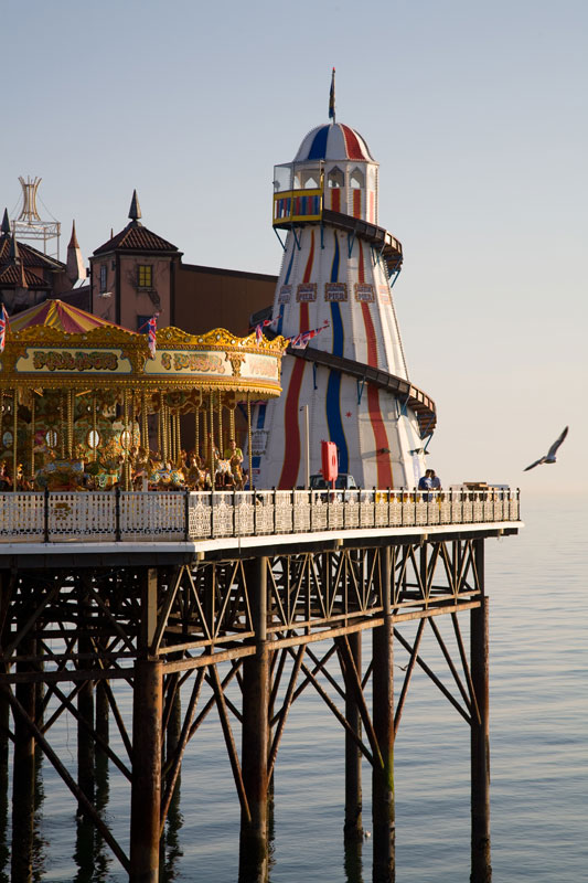 An effortlessly cool shot of Brighton Pier