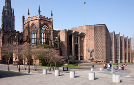 Discover 1,000 years of history at Coventry Cathedral