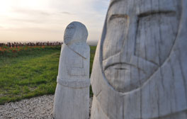See art on the Wolds Way