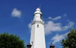 Visit the 127ft Lighthouse in Withernsea