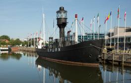 Experience living history on the Spurn Lightship