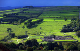 Römische Ausgrabungen In Vindolanda