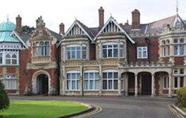Visit the home of the WWII codebreakers at Bletchley Park
