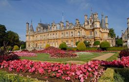 Experience 19th Century living at Waddesdon Manor