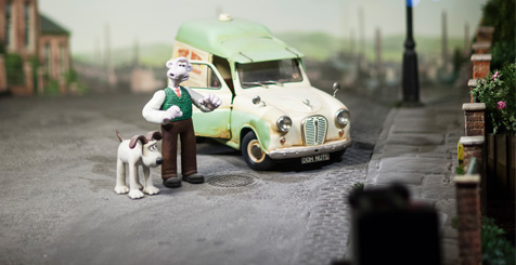 Image of Wallace and Gromit