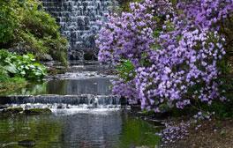 Die Gärten von Harewood House