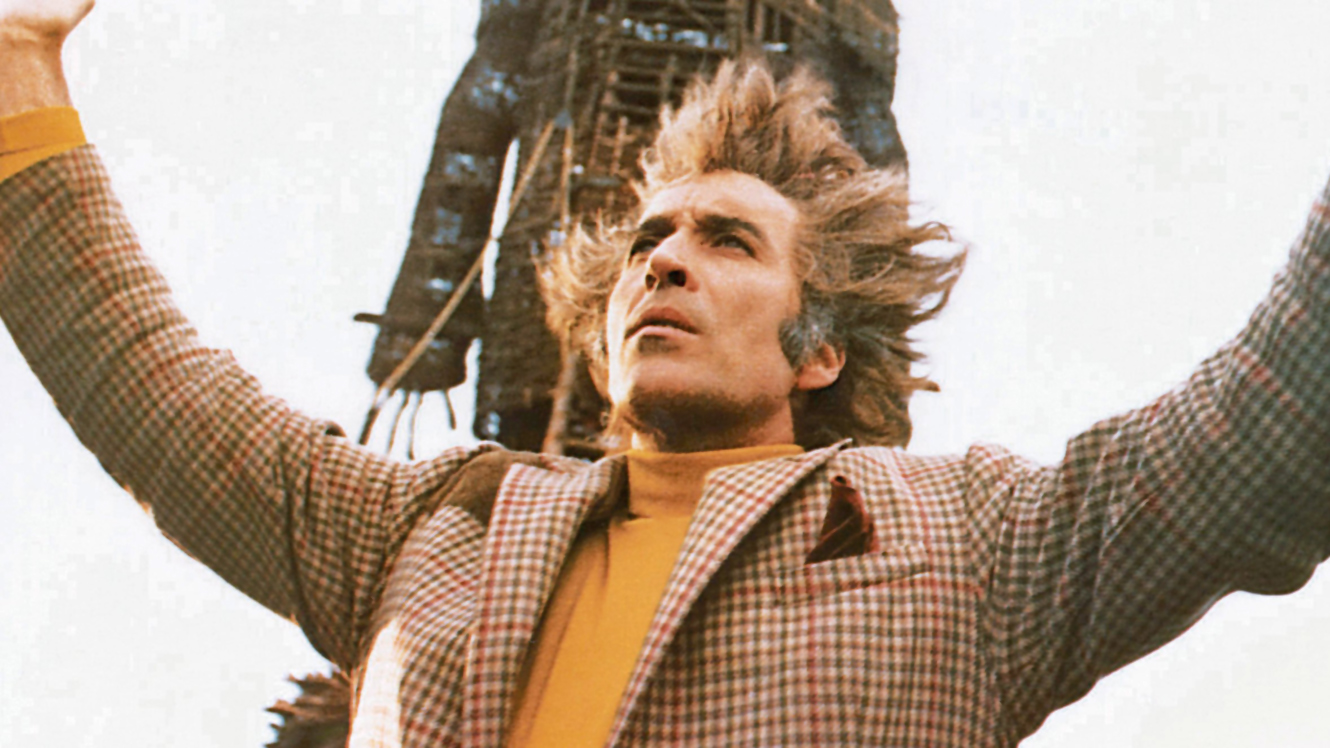 Wicker Man, shown at Equinox