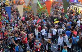 Take part in a Confetti Battle in Devizes