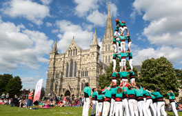 Celebrate international arts at Salisbury's annual festival