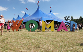 Hear music from around the globe at WOMAD