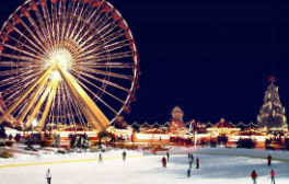 Visit Hyde Park at Christmas and witness a Winter Wonderland