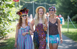 Music festivals in England - WOMAD