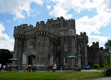 Wray Castle, Cumbria