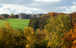 Visit the Jacobean splendor of Temple Newsam